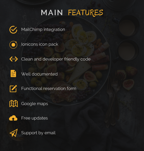 Groggery - Responsive Bar, Restaurant and Cafe WordPress Theme - 4